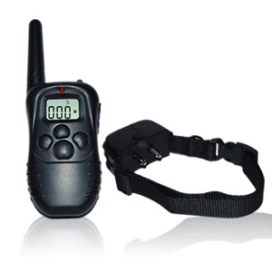 Remote Dog Training Shock Collars with LCD Display